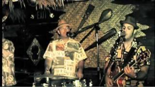"The Hula Girls ""The Suffering Bastard"" live at Forbidden Island Tiki Lounge 02/19/11"