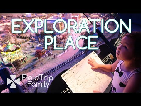 Field Trip Family / Wichita, Kansas / Exploration Place