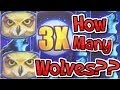 Timberwolf Extreme Slot Machine * Did I Get All 15 Wolves ...