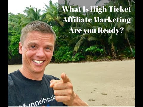 What Is High Ticket Affiliate Marketing and What Are The Benefits Over Standard Affiliate Marketing thumbnail