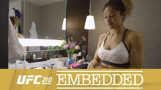 UFC 210 Embedded: Vlog Series - Episode 5