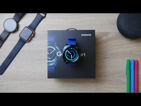 แกะกล่อง Samsung Gear Sport | ซัมซุงชิ้นแรกในช่อง
