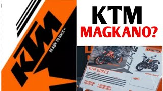 KTM MOTORCYCLE CANVASSING | SHOUT OUTS | MAGKANO