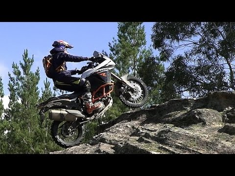 KTM1190 - Chris Birch - KTM Australia Adventure Training Series  part 2