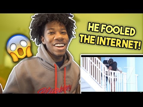 He FOOLED the Internet with FAKE Travis Scott Photo!