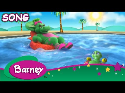 Barney - Itsy Bitsy Spider (SONG)