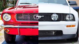 Ford Mustang Clasico o Moderno | Cual es Mejor Compra?