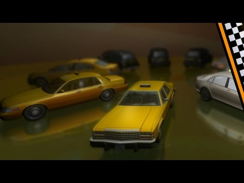 Taxi: A Taxi Simulator Game from Excalibur Publishing.