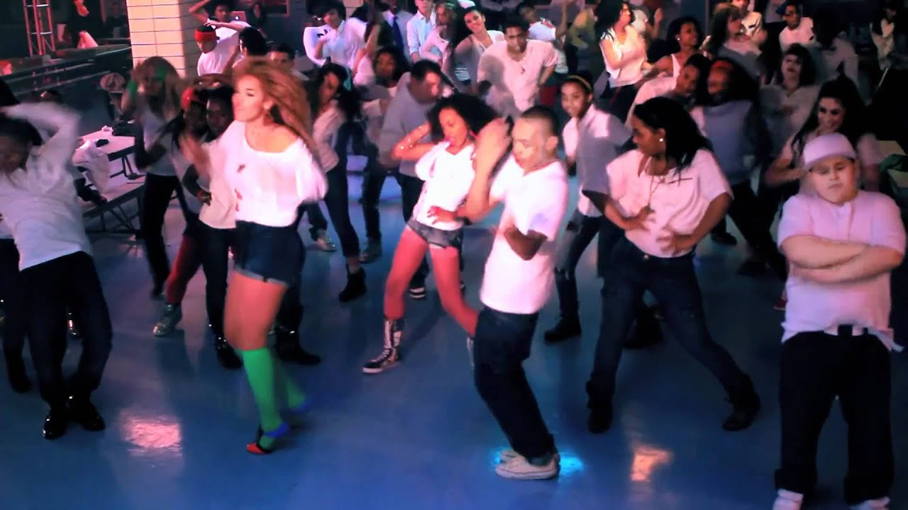 OFFICIAL HD Let's Move! 'Move Your Body' Music Video with Beyoncé - NABEF