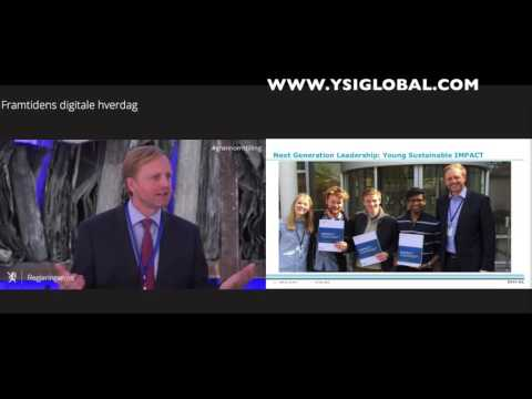 YSI Mentioned at the Norwegian Governments Restructuring Conference