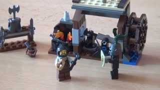 Test Lego Set 6918: Hinterhalt in der Schmiede (Serie: Kingdoms)