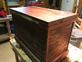 Making a tack trunk for my wife