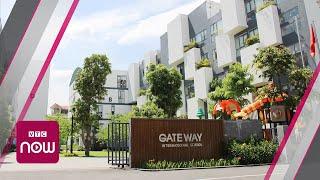 Trường Gateway không phải là trường quốc tế?