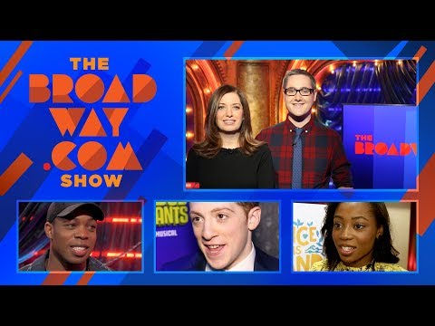 The Broadway.com Show - 12/8/17 - Todrick Hall, SPONGEBOB SQUAREPANTS & More