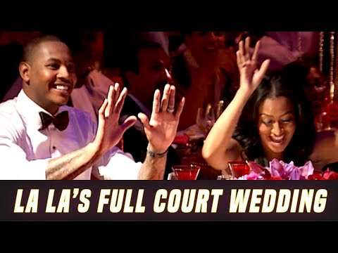 The Big Day 👰 | La La's Full Court Wedding Season 1 Episode 5 | OMG!RLY?!