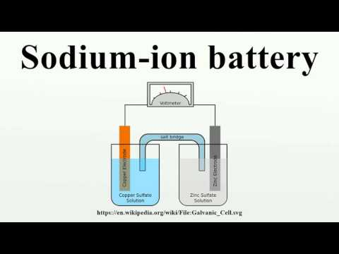 Sodium-ion battery