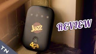 Jazz Super 4G WiFi Device Review [Urdu/Hindi]