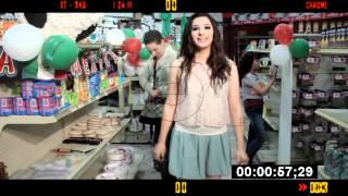 GONNA GET OVER YOU MAKING THE VIDEO  - ANDREA PAYAN by DGSTUDIOS