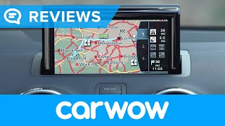 Audi A1 Hatchback 2018 Infotainment and interior review | Mat Watson Reviews