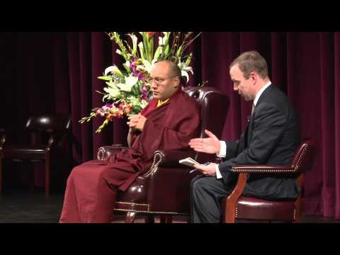 "His Holiness 17th Karmapa on ""Caring Connections: Compassion, Technology and the Environment"""
