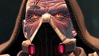 SWTOR: DARTH MALGUS RETURNS! All Darth Malgus Cutscenes in Jedi Under Siege