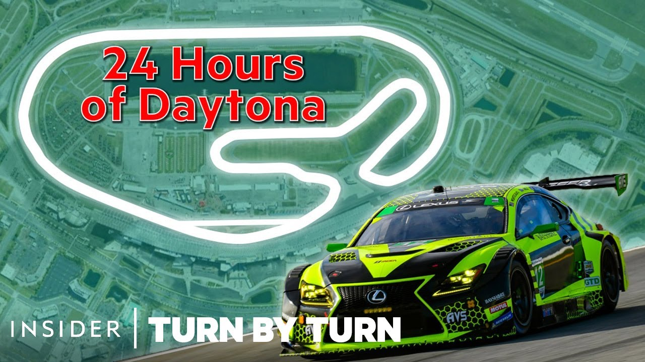Rolex 24 At Daytona: Close battles continue as time winds down