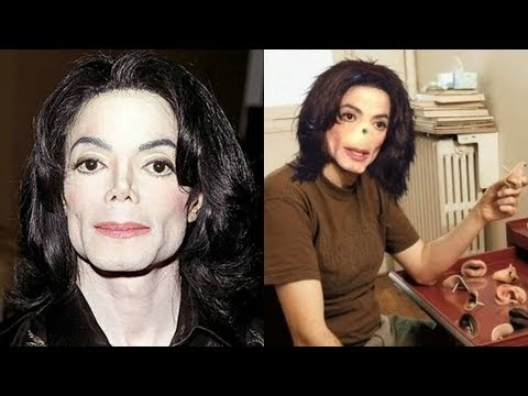 Michael Jackson Face Morph | From Baby To 50 Years Old