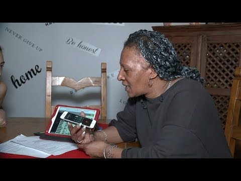 British Windrush pensioner stranded in Jamaica | ITV News