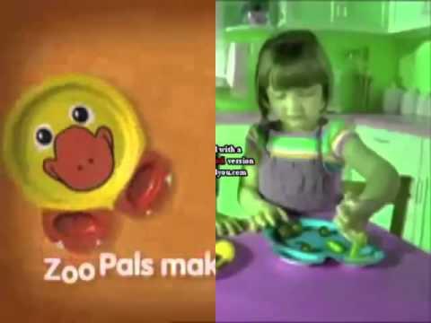 ZooPals in Spilt High Voice