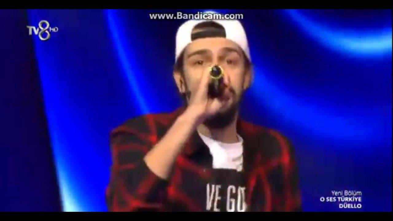 Tankurt Manas - On The Floor| O Ses Türkiye Düello Performansı(SÖZLERİYLE)