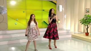 (Doina şi Nicoleta Sulac) Дойна и Николетта Сулак — Cu vocea tatălui meu
