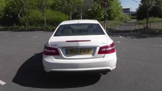 mercedes benz e class e350 cdi blueefficiency sport 2dr tip auto u17424