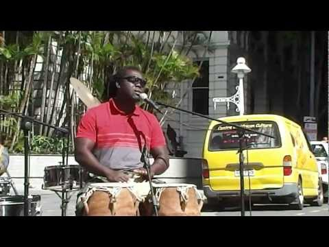 African Street music, Brisbane city