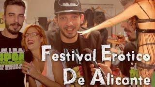 Entrevistas en el Festival Erotico de Alicante (FEDA)