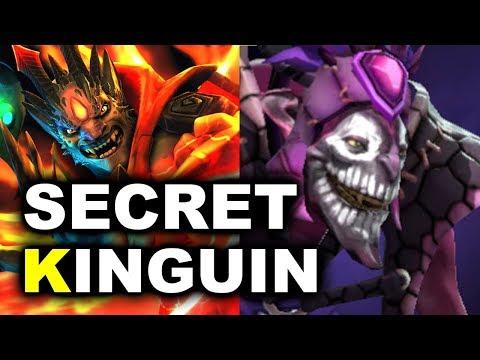 SECRET vs Kinguin - Carry Dazzle!!! - Perfect World Masters - Minor DOTA 2
