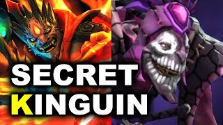 SECRET vs KINGUIN - Carry Dazzle!!! - Perfect World Masters - Minor DOTA 2