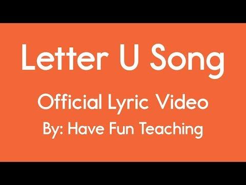 letter-u-song