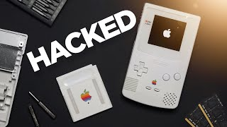 I HACKED A 20 YEARS OLD GAMEBOY 🏴‍☠️