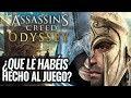 ASSASSIN'S CREED ODYSSEY No es un ASSASSIN'S CREED   ¿QUÉ HA PASADO CON LA HISTORIA DEL JUEGO?