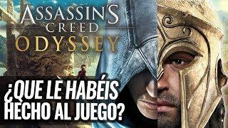 ASSASSIN'S CREED ODYSSEY No es un ASSASSIN'S CREED | ¿QUÉ HA PASADO CON LA HISTORIA DEL JUEGO?