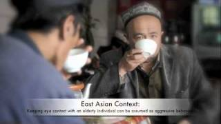 body language societal views and development of eye contact