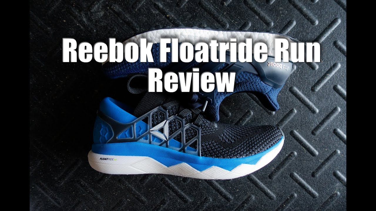 Reebok Floatride Run Shoe Review - YouTube 7535598e2