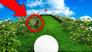 HOLE IN ONE SHORTCUT! - GOLF IT