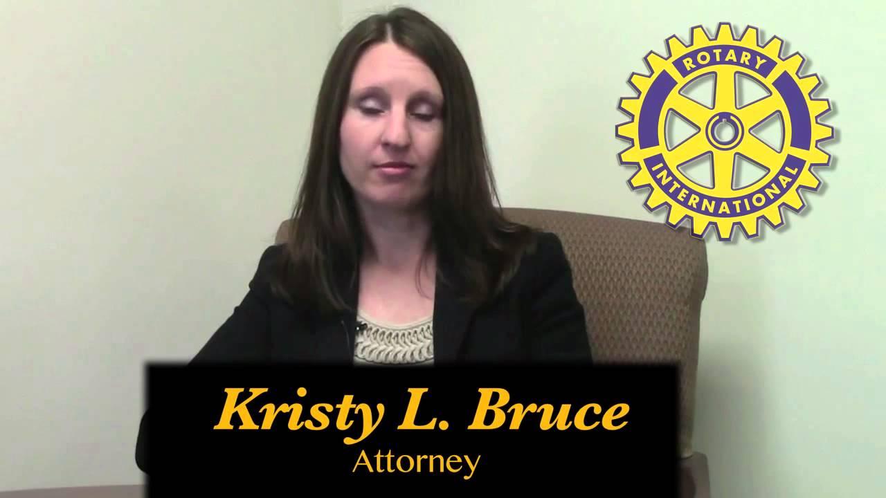Kristy Bruce
