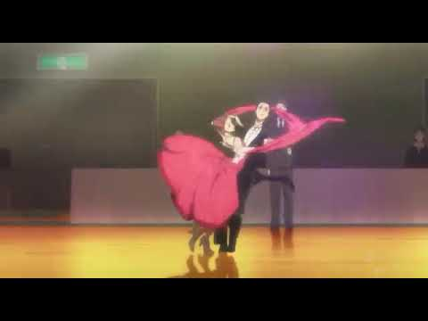 The Final Dance Quickstep! Ballroom e Youkoso Episode 24
