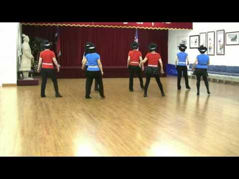 Tampico Bay -Line Dance (Demo & Teach)