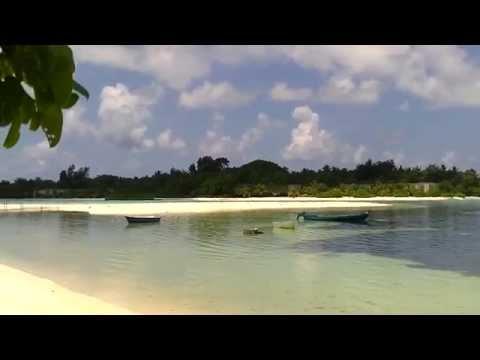 GURAIDHOO ISLAND, MALDIVES