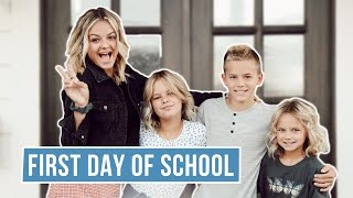 First Day Of School | The LeRoys