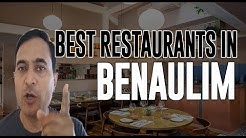 Best Restaurants and Places to Eat in Benaulim , India