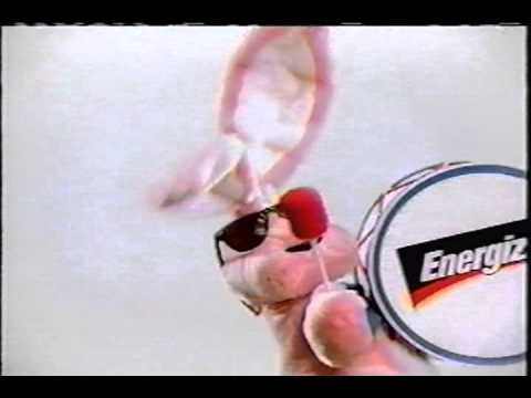 Energizer Bunny e2 Lithium Batteries 2006 Commercial - YouTube